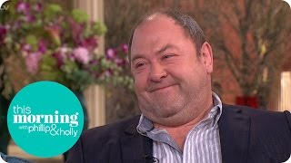 Mark Addy On A Game Of Thrones Prequel And New Show Jericho | This Morning