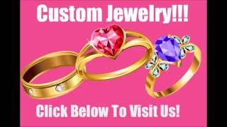 ~~Stunning Custom Jewelry Arlington Texas ~~ Find Your Store Here