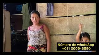 Cuida de sus hijastros hace 7 años la verdadera mamá se fue / conozcan a doña Dilma