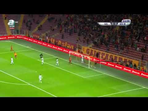 Galatasaray 5:1 Sivas Belediye HD geniş özet