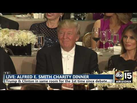 Watch full Hillary Clinton speech - Alfred E. Smith dinner
