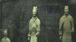 Выставка «Терракотовые статуи воинов и боевых коней из гробницы Цинь Шихуана»
