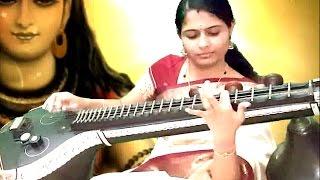 Karpoora Gauram Bho Shambo Fusion in Veena by Dhanya Ratheesh