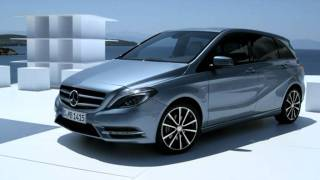 All-New 2012 Mercedes-Benz B-Class official trailer