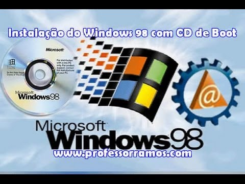 disquette de boot windows 98