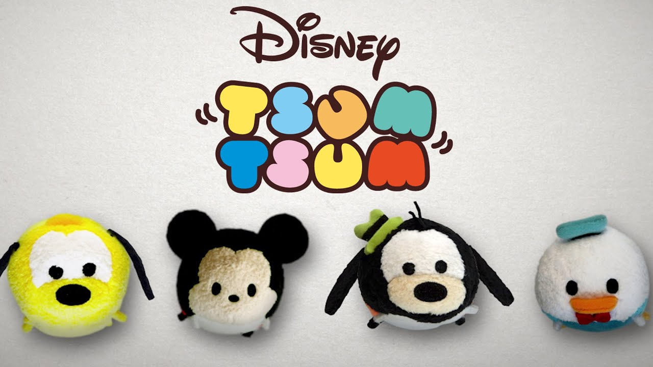 Mickey Mouse March: Tsum Tsum Version