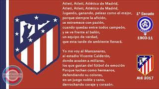 Baixar Hino do Atlético de Madrid ( Madrid / Espanha )