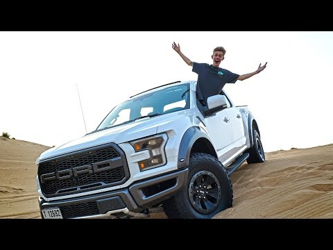 MY DREAM CAME TRUE! *BRAND NEW 2017 FORD RAPTOR*