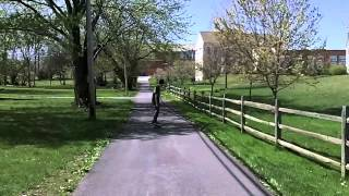 11Q NMD- Batman Blues Skate Video