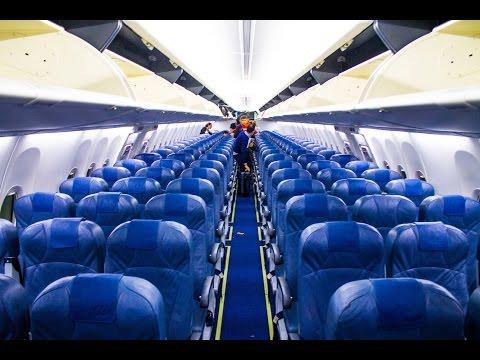 TRIPREPORT | Air Europa | Madrid - Frankfurt | ECONOMY | Boeing 737-800WL