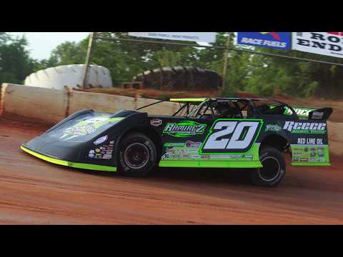 Jimmy Owens In-Car / 411 Motor Speedway / Spring Nationals Scott Sexton Memorial 5/27/19