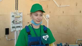 В 6 открытом региональном чемпионате Молодые профессионалы World skills Russia Смоленск