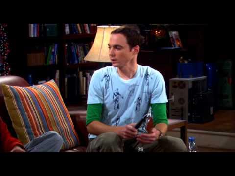 The Big Bang Theory -- Rock, Paper, Scissors, Lizard, Spock