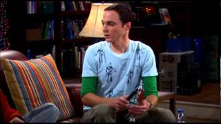 The Big Bang Theory -- Rock, Paper, Scissors, Lizard, Spock