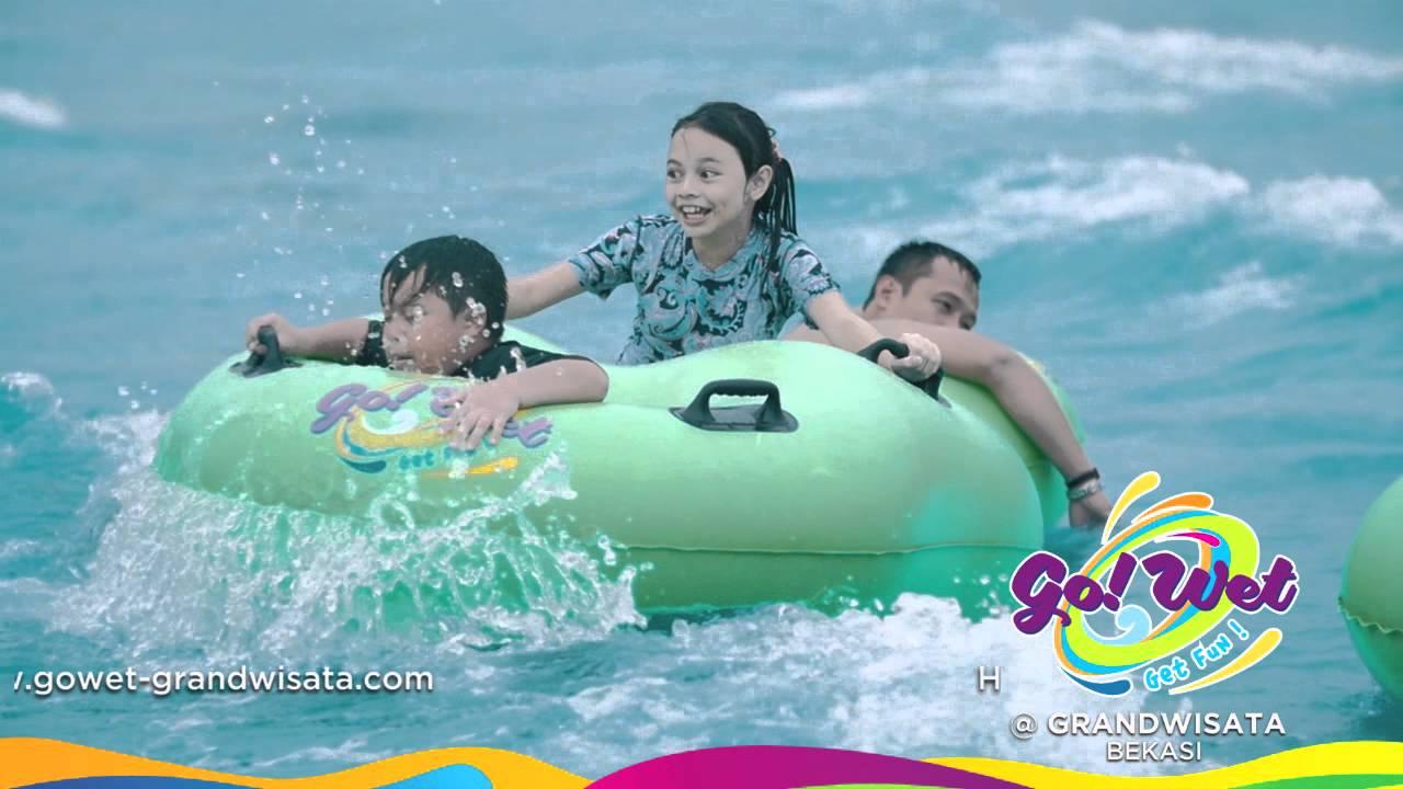 Go Wet Grandwisata Bekasi Youtube Voucher Tiket Columbus Waterpark