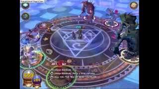 Wizard 101  - Jotun!!! (Enchanted version)