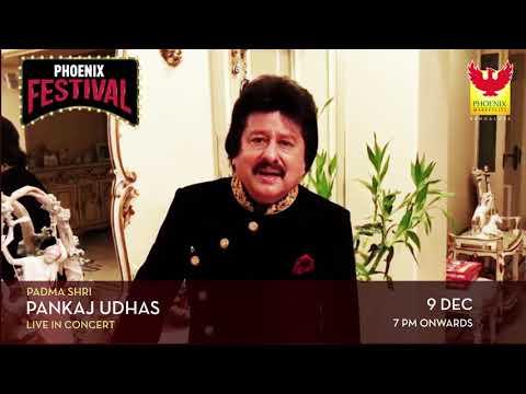 Pankaj Udhas LIVE on 9th Dec '17