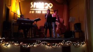 """""""White Christmas"""" by the Sammie Francis Trio"""