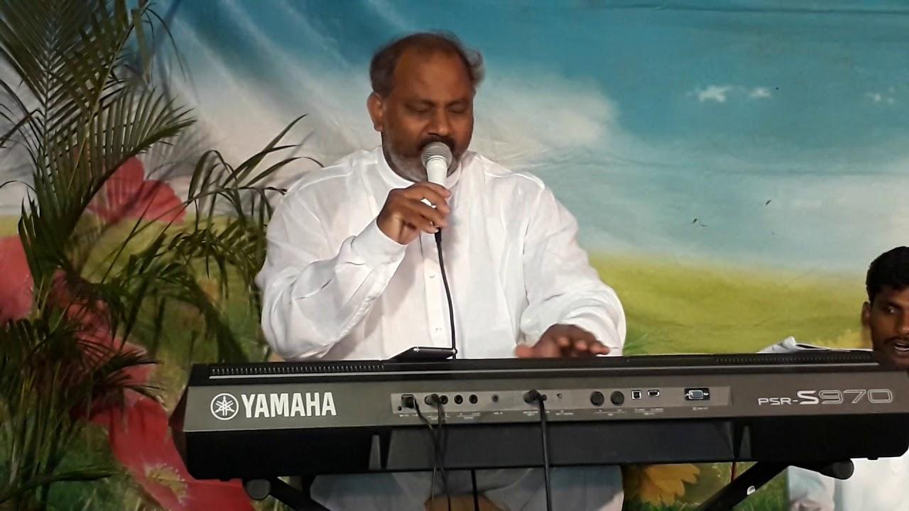 Hosanna Ministries song 1080p | ఉత్సాహ గానము చేసెదము... | Ps John Wesely anna