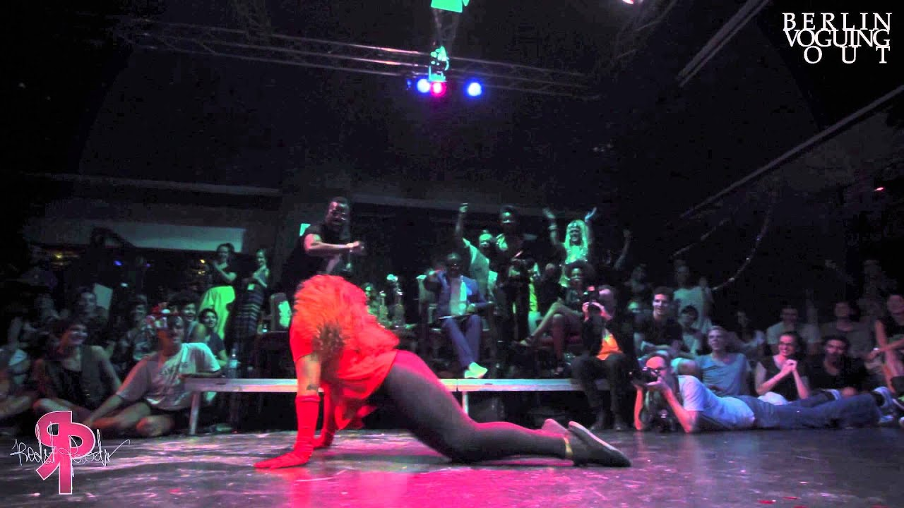 """Download Zoe Melody - Preselection Vogue Fem Berlin Voguing Out """"The Five Elements Ball"""""""