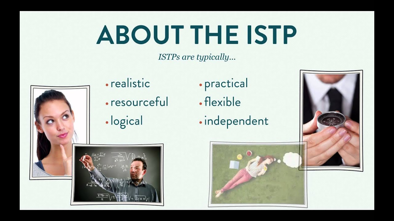 Dating istp male