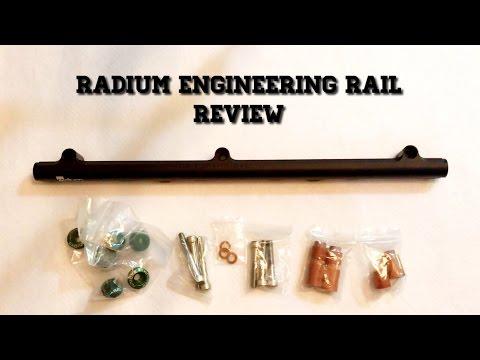 Radium Engineering RB25 Rail Review