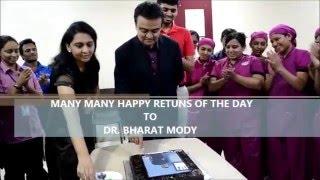 Welcare Hospital DR BHARAT MODY BIRTHDAY
