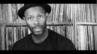 BLING47 BREAKS DILLA EDITION: Waajeed - E=MC2