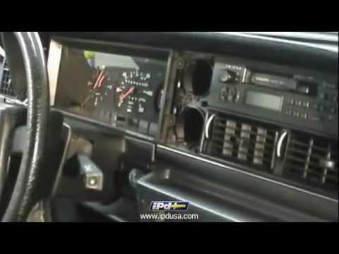 ipd Volvo – Odometer Repair for 200 Series Volvo 1986-1993