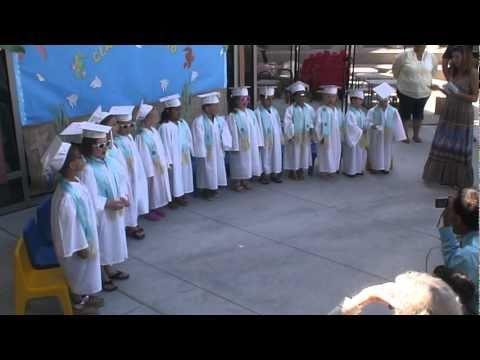 2010 E.L.C.A. Daycare Graduation Song - Dashpotato