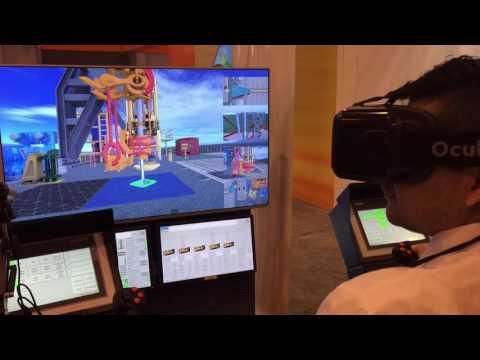 KeyGo Virtual Reality Drilling Simulator*