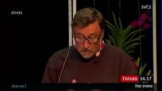 Janne Josefsson: Beröringsskräck, del 2
