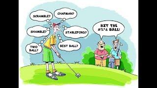 Q&A: SamsonovGolf форматы игры в гольф