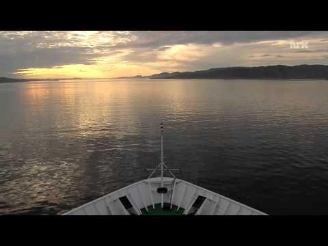 Hurtigruten - timelapse [e09]: Kristiansund - Trondheim