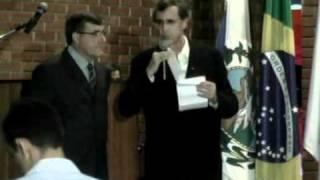 Homenagem ao Prof. David Martins Vieira