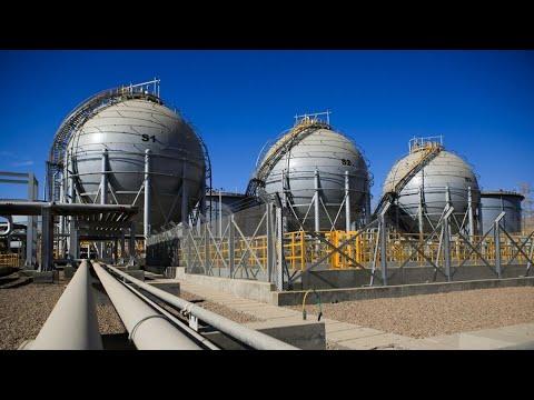 Covid Crisis Hits Global Natural Gas Demand