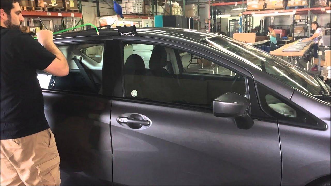How To Unlock A Car: Nissan Versa