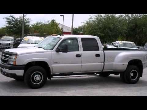 2006 chevrolet 3500 lt3 crew cab duramax diesel dually 4x4 for sale nations trucks youtube. Black Bedroom Furniture Sets. Home Design Ideas