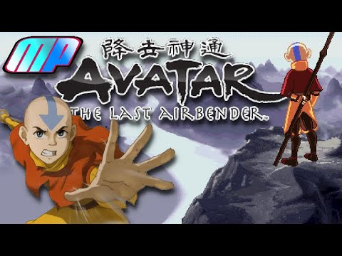 Avatar The Last Airbender (Gameboy Advance) Playthrough Longplay Retro Game