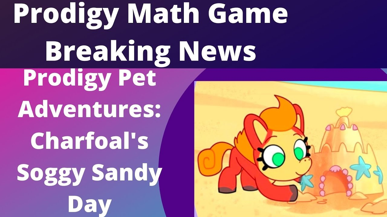 Prodigy Math Game Prodigy Pet Adventures Episode 4 Sproot S Garden In The Sun W 1doctorgenius Youtube