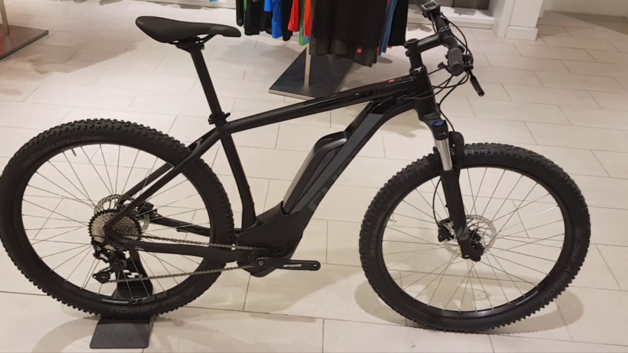 af060301a53 Cube REACTION HYBRID Pro 500 Bosch E-Bike black´n´grey Modell 2018 ...