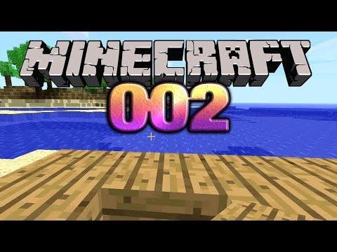 Забег по маленькому миру в игре Minecraft.Lets Play Minecraft → 02
