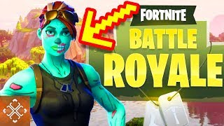 The 5 Rarest Skins And Items In Fortnite: Battle Royale