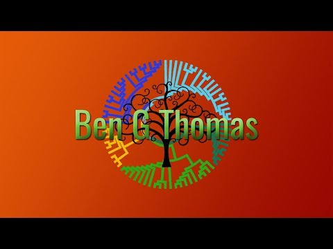 Welcome to the Ben G Thomas Channel