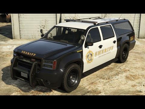 gta online voiture gratuite le suv granger de sheriff youtube. Black Bedroom Furniture Sets. Home Design Ideas