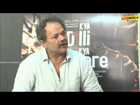 Vijay Raaz & Raj Zutshi's Interview of 'Kya Dilli Kya Lahore' | www.iluvcinema.in
