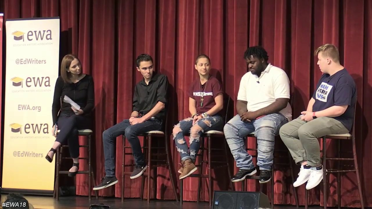 Guns, Violence, and Student Activism: A Conversation With Emma González, David Hogg, and Others