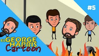 El George Harris Cartoon Ep 5 -  Color esperanza