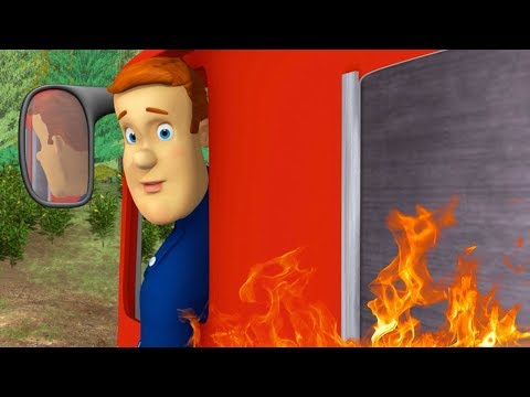 Fireman Sam New Episodes | Trouble on Jupiter! \ The Great Guinea Pig Rescue 🚒 🔥 Kids Movies