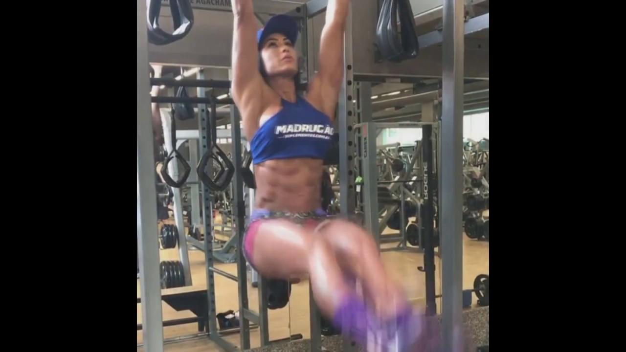 Gracyanne Barbosa ] Famous Brasilian Model Bodybuilder Amazing ...